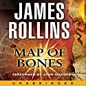Map of Bones: A Sigma Force Novel, Book 2 Audiobook by James Rollins Narrated by John Meagher
