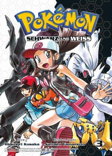 Pokémon Schwarz und Weiß, Band 3