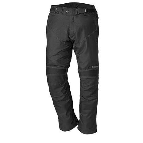 GERMOT hOUSTON iII pantalon en textile pour femme-noir