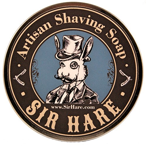 Old Fashioned Shaving Soap for Men - Barbershop Fragrance