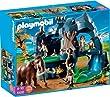 Playmobil - 5100 - Jeu de construction - Grotte pr�historique avec mammouth