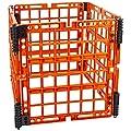 Jackson Safety 17542 Workgards Unit without Sheeting, Orange