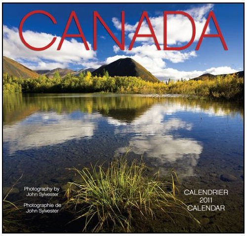 Canada 2011 Wall Calendar By Wyman Publishing [Size: 12