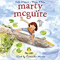 Marty McGuire Audiobook by Kate Messner, Brian Floca Narrated by Cassandra Morris