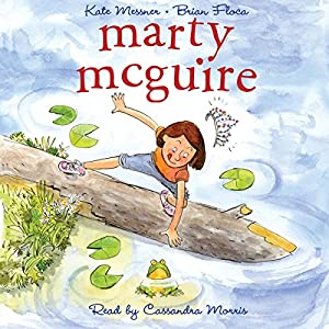 Marty McGuire Audiobook