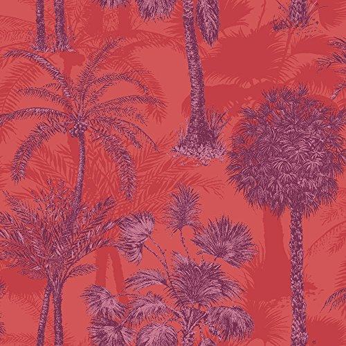arthouse-sophie-conran-reflections-luxury-wallpaper-coconut-grove-campari-950606-full-roll