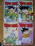 img - for Dragon Ball (VIZ Select Comics)(Volumes 1-4) book / textbook / text book
