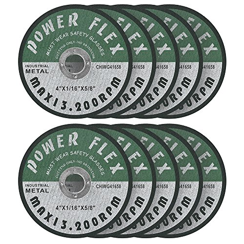 4-x-116-x-58-Pre-Cut-Off-Wheels-10-pack-for-cutting-all-ferrous-Metals-And-Stainless-Steel