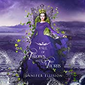 Fall of Thrones and Thorns: Threats of Sky and Sea, Book 3 | Jennifer Ellision