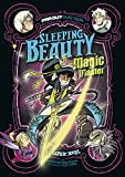 img - for Sleeping Beauty, Magic Master: A Graphic Novel (Far Out Fairy Tales) book / textbook / text book