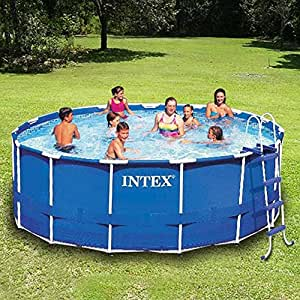 Intex Soft Sided Metal Frame 15 39 Round