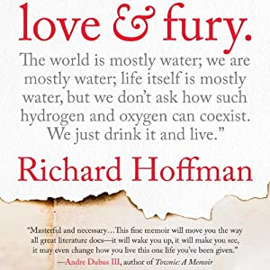 Love and Fury Audiobook