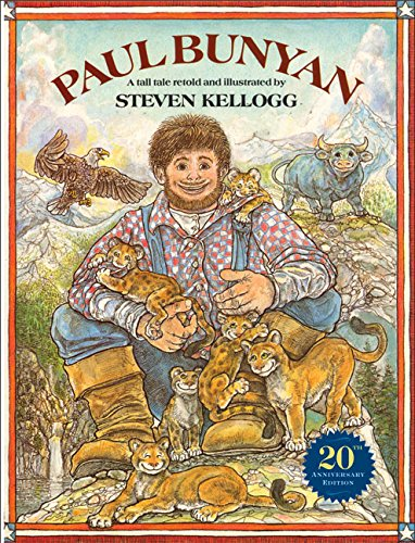 Paul Bunyan Reading Rainbow Book By Steven Kellogg Pdf Download