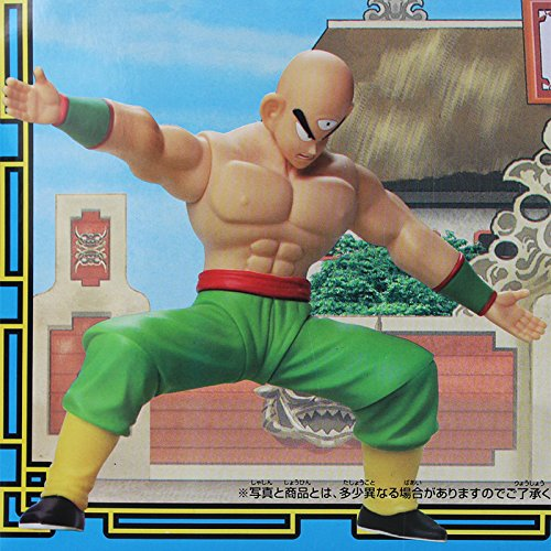 Run Far Dragon Ball Tien shinhan PVC Action Figure Model Toys Kids Gifts 1824cm With Box (1824 Drawing compare prices)