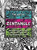 img - for The Art of Zentangle: 50 inspiring drawings, designs & ideas for the meditative artist by Margaret Bremner (2013-04-15) book / textbook / text book