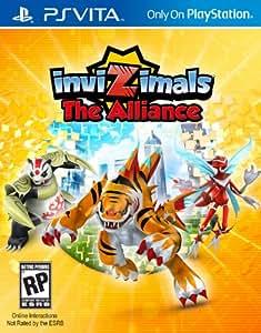 Amazon.com: Invizimals: The Alliance: Video Games