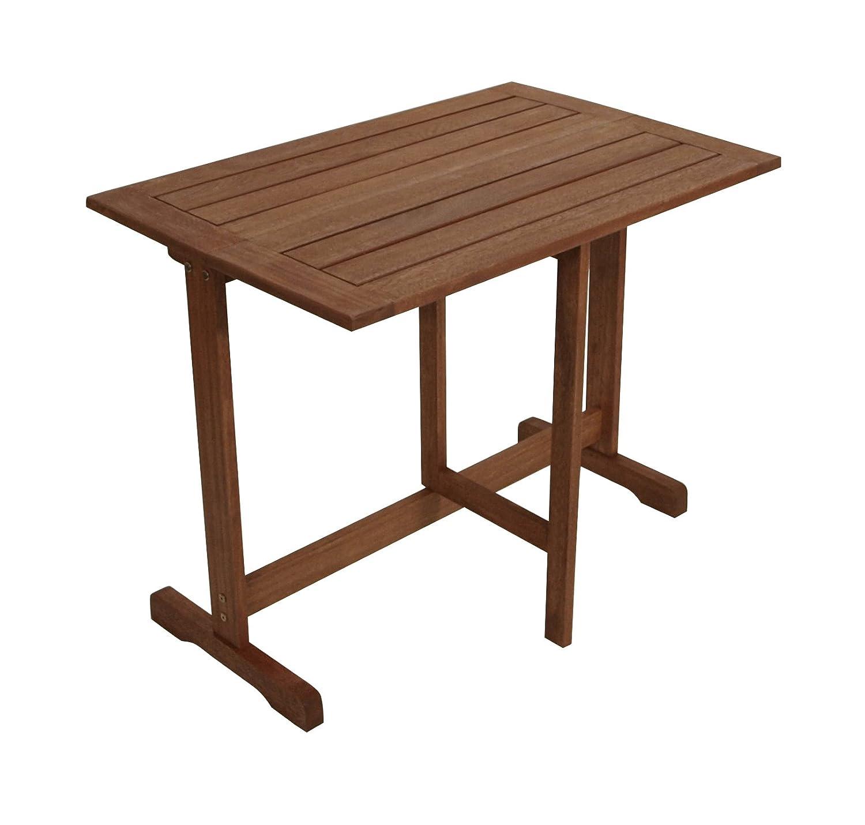Klappentisch Porto 90x60cm aus Eukalyptus Holz, FSC®-zertifiziert günstig bestellen