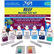 Amazon.com: API REEF MASTER TEST KIT: Pet Supplies