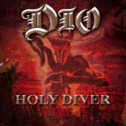 Holy Diver Live [2 CD] by Dio (2006-04-18)