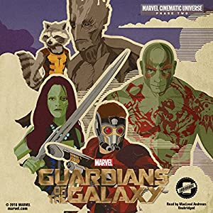 Phase Two: Marvel's Guardians of the Galaxy Audiobook