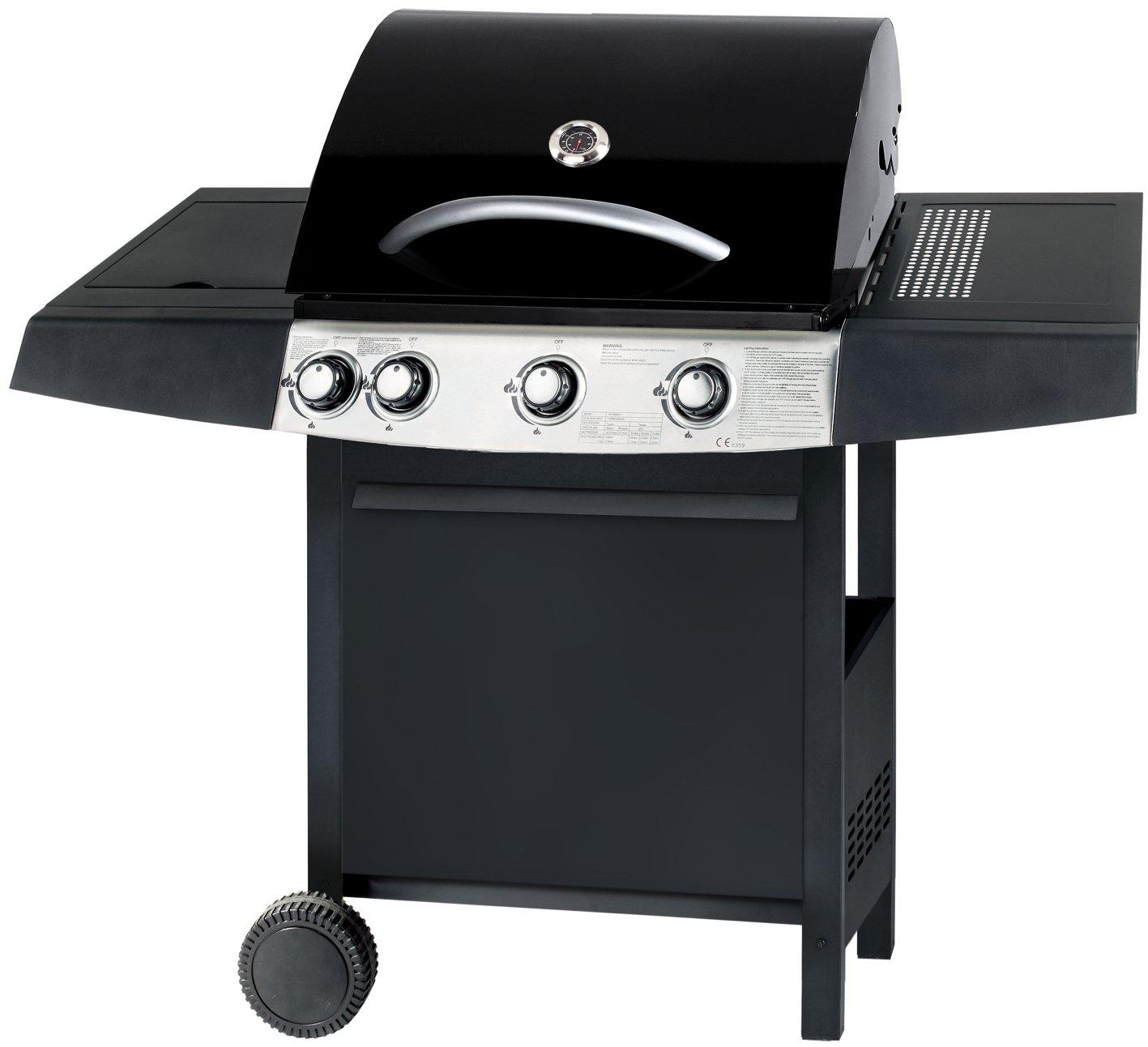 Barbecue gas expert 4 ecoplus – Kleine Elektrogeräte Sommer OMPAGRILL online kaufen