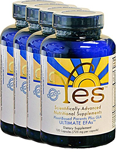 Yes Parent Essential Oils Capsules 4-Pack (Yes Parent Omegas compare prices)