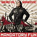 Mandatory Fun  ~ Weird Al Yankovic  Release Date: July 15, 2014  Buy new: $11.88
