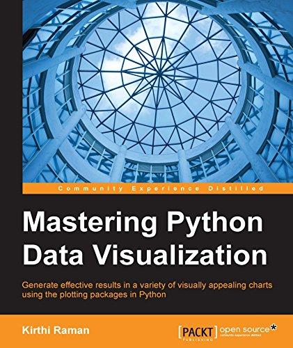 Mastering Python Data Visualization, by Kirthi Raman