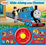 Thomas & Friends Steering Wheel Sound Book: Ride Along with Thomas (Play-A-Song)