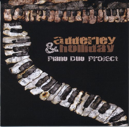Buy Adderley &amp; Holliday: Piano Duo Project From amazon