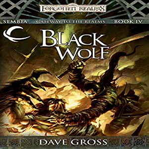 Black Wolf Audiobook