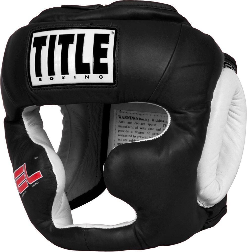 Title World Gel Bag Gloves Title Gel World Full-face