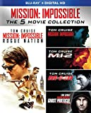 Mission: Impossible - The 5 Movie C