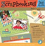 Easy Scrapbooking 2014 Wall Calendar
