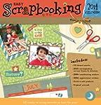 Easy Scrapbooking 2014 Wall Calendar