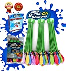 100 Water Balloons in One Minute As Seen on Tv Products for Children 100 Water Balloons in a Minute Bonus Water Baloon Games eBook! 111 Self Sealing Balloons 60 Seconds By Bunch Oh Balloons