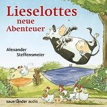 Lieselottes neue Abenteuer Hörbuch von Alexander Steffensmeier Gesprochen von: Bernd Kohlhepp