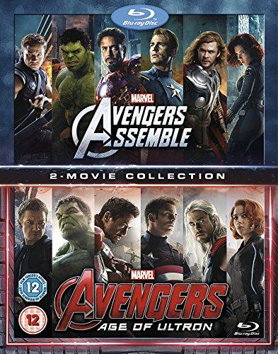 Avengers Assemble / Age of Ultron [Edizione: Regno Unito]
