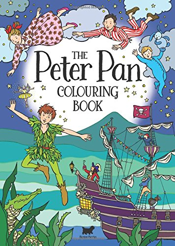 the-peter-pan-colouring-book-buster-activity