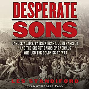Desperate Sons Audiobook
