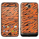 """Samsung Ativ S (GT-I8750) Designfolie """"Tiger""""von """"Designfolien@FoliX"""""""