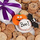 Halloween Signature Cookie Gift Box- 12 Pc.