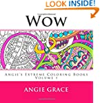 Wow (Angie's Extreme Coloring Books V...