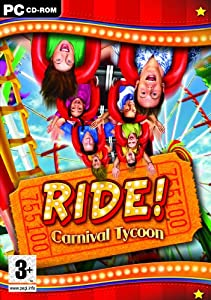 Ride Carnival Tycoon [englische Version] - [PC]