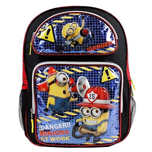 Minions-14-Despicable-Me-Popup-3D-Applique-Medium-Backpack