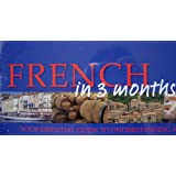 French in 3 Months Cd Language Course ~ Covent Garden