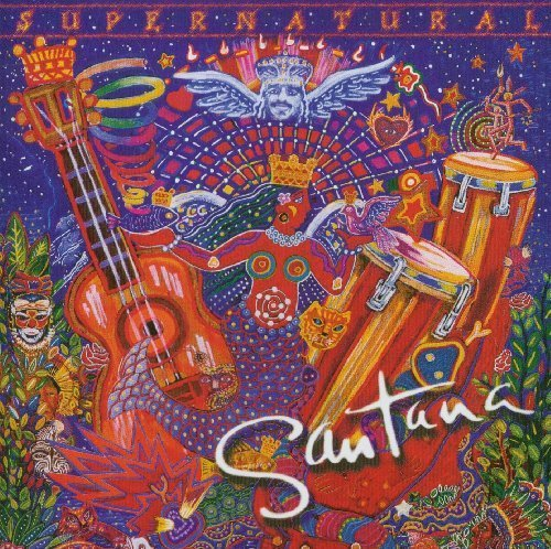 Santana - 1999 - Supernatural - Zortam Music