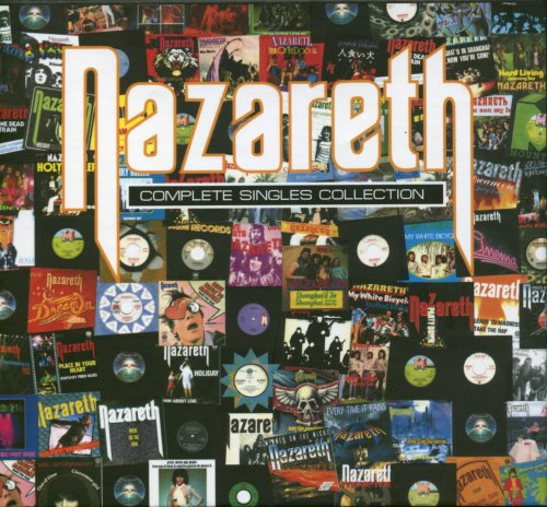 Nazareth - The Singles Collection - Zortam Music