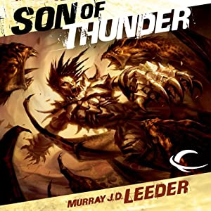 Son of Thunder: Forgotten Realms: The Fighters, Book 3 | [Murray J. D. Leeder]