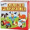 Farm Cube Puzzle t-12929